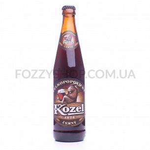 Пиво Velkopopovitsky Kozel темное