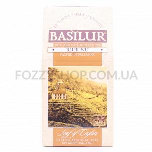 Чай черный Basilur Рухуна