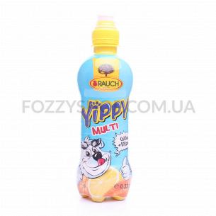 Напиток сокосодержащий Yippi мультифрукт н/газ