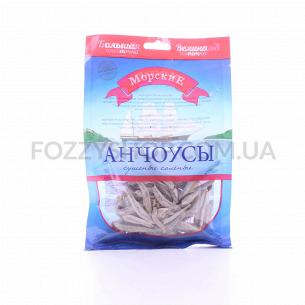 Анчоусы Морские сушеные соленые