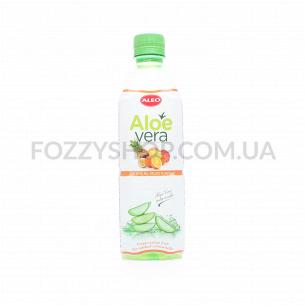 Напиток Aleo Алое Вера вкус тропических фруктов