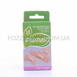 Пластырь Luxplast Для пальцев нетканый материал