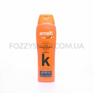 Шампунь Amalfi Keratin Anti-Frizz