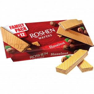 Вафли Roshen Wafers орех
