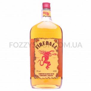 Напиток на основе виски Fireball Cinnamon Whisky