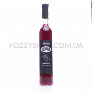 Вино Chateau Vartely Cabernet-Sauvignon крас п/сл
