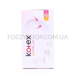 Прокладки ежедневные Kotex Deo Active ароматизиров