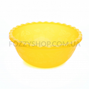 Таз для фруктов Ал-Пластик 3.5л