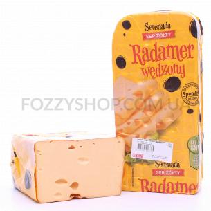 Сыр Serenada Радамер копчёный 45% кор/мол