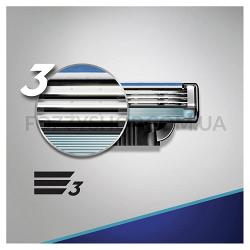 Сменные картриджи для бритья Gillette Mach 3 Start 2 шт