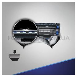 Сменные Кассеты Для Мужской Бритвы Gillette Fusion5 ProShield Chill, 2Шт