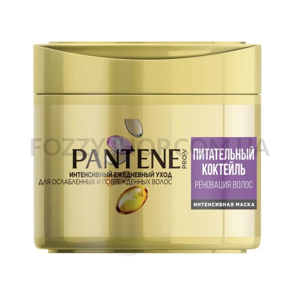 Маска для волос Pantene Pro-V Питательный Коктейль Для Oслабленных Bолос 300мл