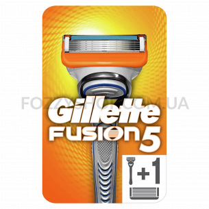 Бритва Gillette Fusion5 з 2...