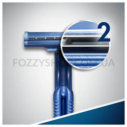 Бритвы одноразовые Gillette Blue 2 (10 шт)