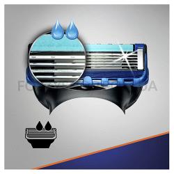 Сменные картриджи  для бритья Gillette Fusion5 ProGlide (2 шт)
