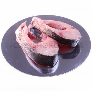 Товстолоб стейк охолоджений 3-