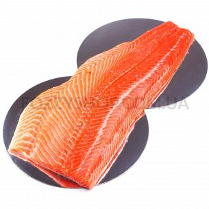 Семга (лосось) филе охлажденный
