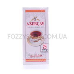 Чай черный Azercay аромат бергамота среднелистовой