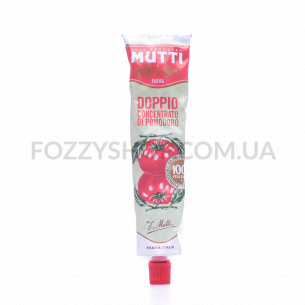 Паста томатная Mutti 28%