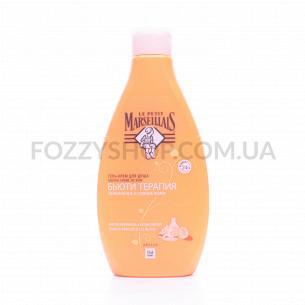 Гель-крем Le Petit Marseillais масло абрикоса/белая лилия