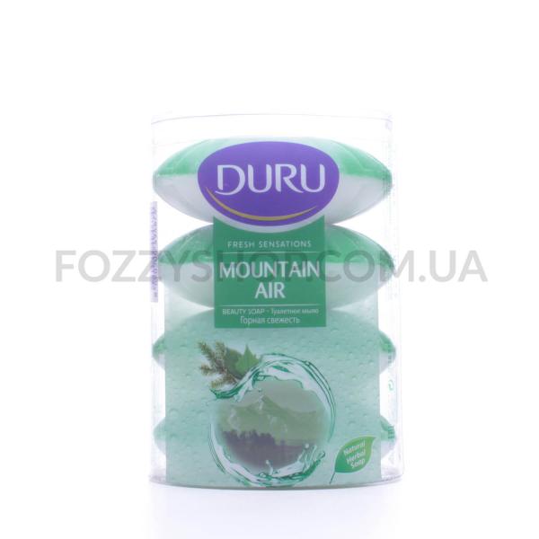Мыло Duru Fresh Sensations Горная свежесть