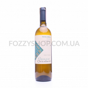 Вино Georgian Ornament Magaria White
