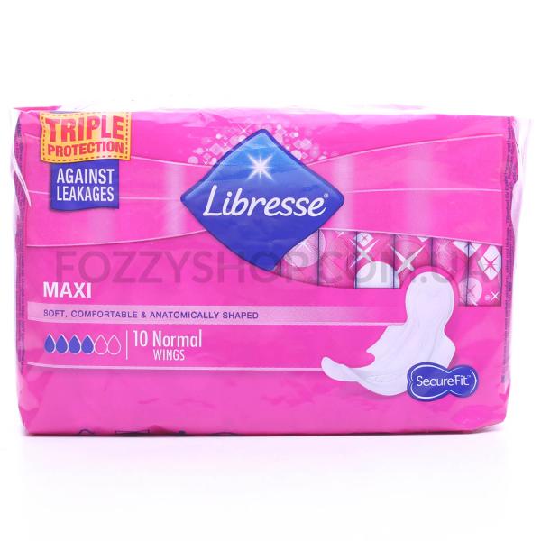 Прокладки Libresse Maxi Normal Wings