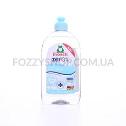 Бальзам для мытья посуды Frosch Zero Sensitiv
