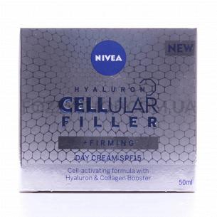Крем Nivea Hyaluron Cellular дневной SPF15