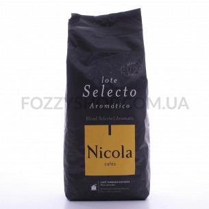 Кофе зерно Nicola Selecto жареный
