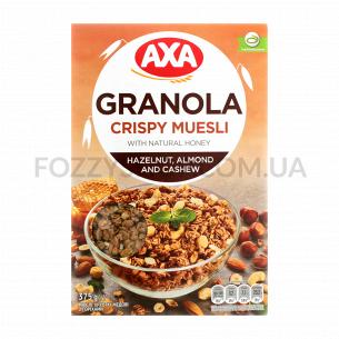 Гранола AXA с орехами