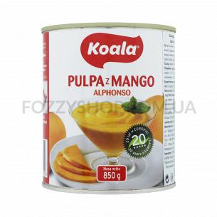 Пюре Koala из манго сорта Альфонсо