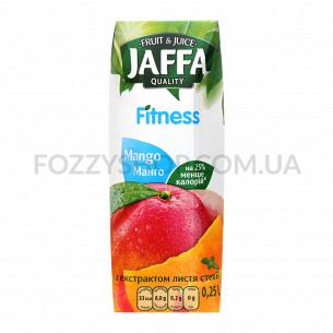 Нектар Jaffa Fitness манго-экстракт листьев стевии
