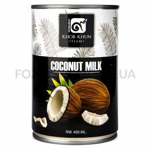 Молоко кокосовое Khob Khun Siam