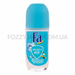 Дезодорант роликовый Fa Sporty Fit