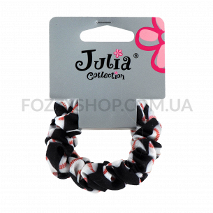 Н-р резинок для волос Julia Collection 2шт D-01