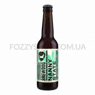 Пиво BrewDog Nanny State светлое безалкогольное