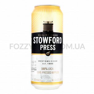 Сидр Westons Stowford Press ж/б