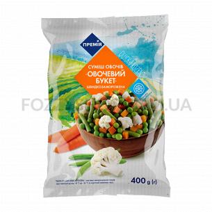Смесь овощей Премія замороженная Овощной букет