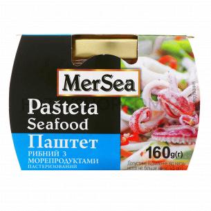 Паштет MerSea с морепродуктами