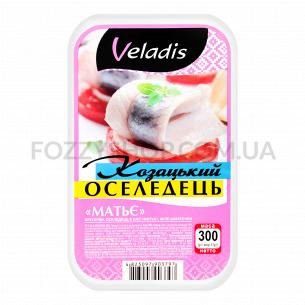 Сельдь Veladis Матье филе-кусок в масле