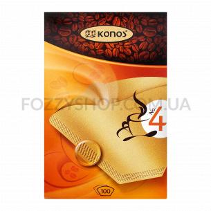 Фільтри для кави Konos №4
