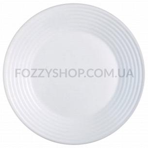 Тарелка обеденная Luminarc Harena белая 25см
