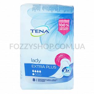Прокладки урологические Tena LadyExtraPlusInstaDry