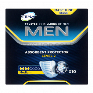 Прокладки урологические для мужчин Tena for Men 2