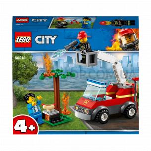 Конструктор Lego Пожар на пикнике 60212