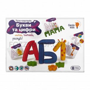 Набор д/творчества Genio Kids Буквы и цифры TA1083