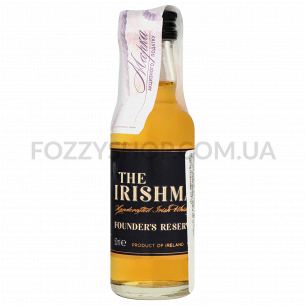 Виски The Irishman Founders Reserve mini