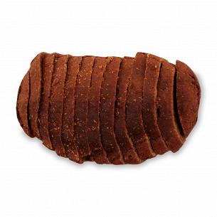 Хлеб Одеський ХЗ№4 Бородино нарезной упакованный