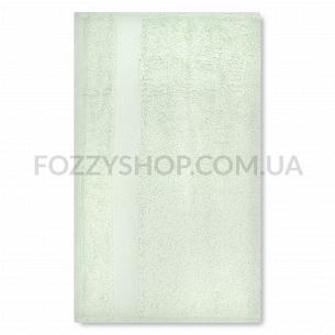 Полотенце махровое Saffran петля фисташковый 40х70